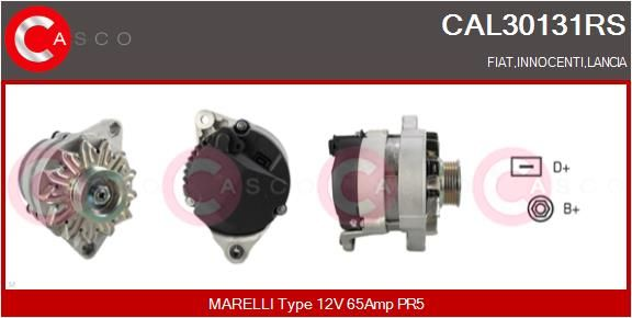 CASCO Generaator CAL30131RS