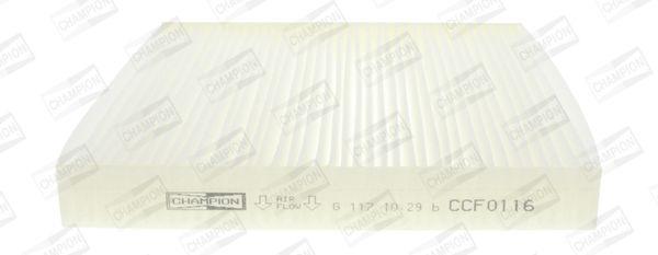 CHAMPION CCF0116 Filter,salongiõhk