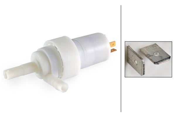 HELLA 8TW 004 764-021 Klaasipesuvee pump, tulepesur