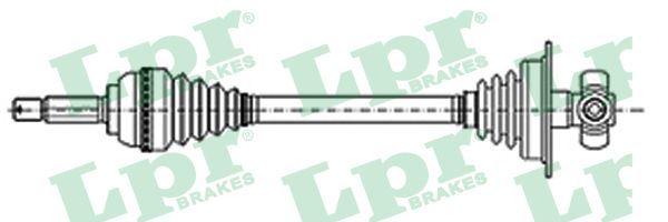 LPR DS20143 Veovõll