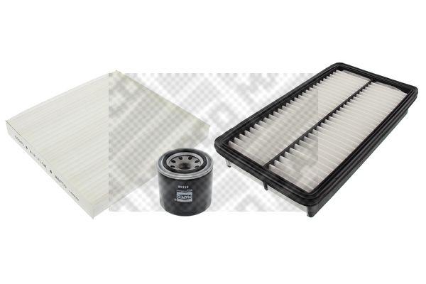 MAPCO 68556 Filter-komplekt