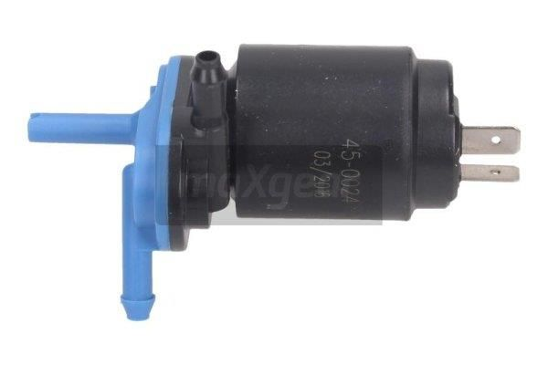 MAXGEAR 45-0024 Klaasipesuvee pump, tulepesur