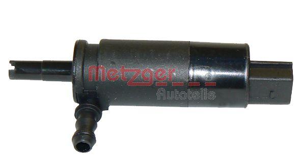 METZGER 2220023 Klaasipesuvee pump, tulepesur