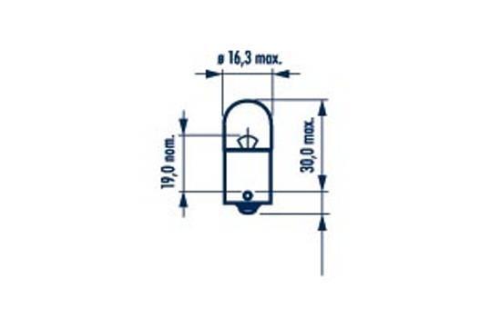 NARVA 17171 Hõõgpirn, parkimis-/positsioonituli