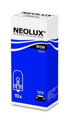 NEOLUX N501 Hõõgpirn, parkimis-/positsioonituli