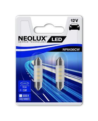 NEOLUX NF6436CW-02B Hõõgpirn,sisenemisvalgus
