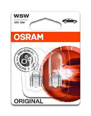OSRAM 2825-02B Hõõgpirn, parkimis-/positsioonituli