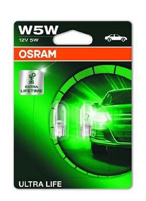 OSRAM 2825ULT-02B Hõõgpirn, parkimis-/positsioonituli
