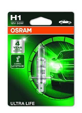 OSRAM 64150ULT-01B Hõõgpirn,udutuled