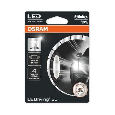 OSRAM 6418DWP-01B Hõõgpirn,ukseavamisvalgus