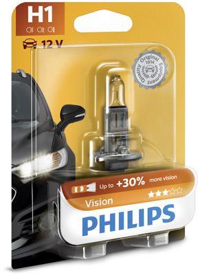 PHILIPS 12258PRB1 Hõõgpirn,udutuled