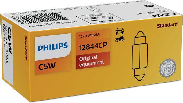 PHILIPS 12844CP Hõõgpirn, parkimis-/positsioonituli
