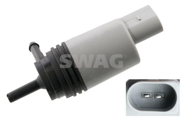 SWAG 20 92 6495 Klaasipesuvee pump, tulepesur