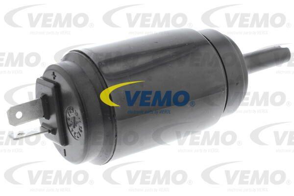 VEMO V10-08-0200 Klaasipesuvee pump, tulepesur