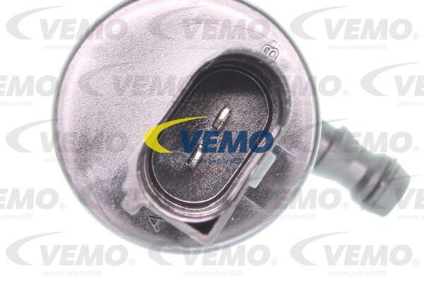 VEMO V10-08-0208 Klaasipesuvee pump, tulepesur